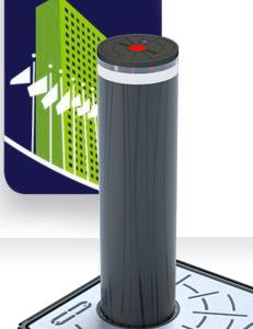 seriejs pu icon - CN - Traffic Bollards - Vehicle Access Control Systems - FAAC Bollards - FAAC